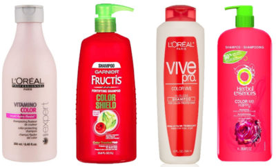10 Best Shampoos For Color Treated Hair Available In India