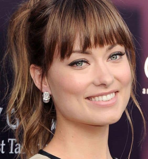 10 Sensational Spring Hairstyles with Bangs Don't Miss!