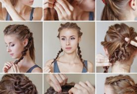 17 Simple Indian Juda Hairstyles For Wedding Parties 2018