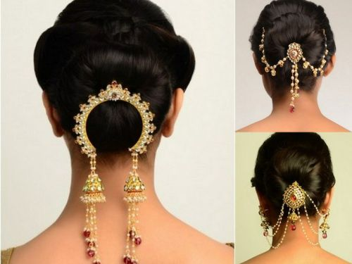 Indian Juda Hairstyle Sectioned Bunny