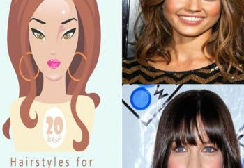 20 Best Looking Hairstyles for Oval Face Shape Female
