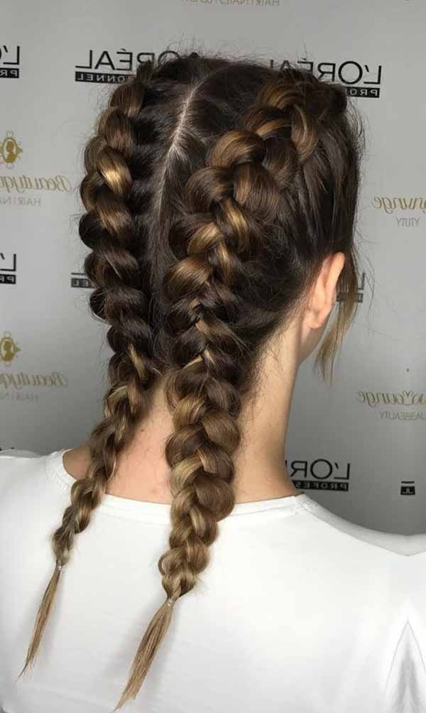 20 Most Gorgeous Plait Hairstyles 2018 | Find The Best One
