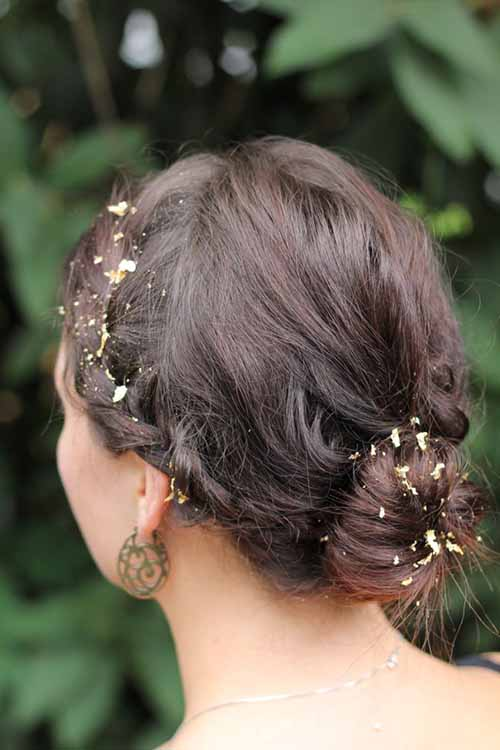 5 Best Updos Hairstyles For Everyday | Easy Updo Hairstyles for Medium Length