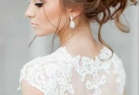 "5 Cute Short Wedding Hairstyles That Can Make You Say ""Wow!"