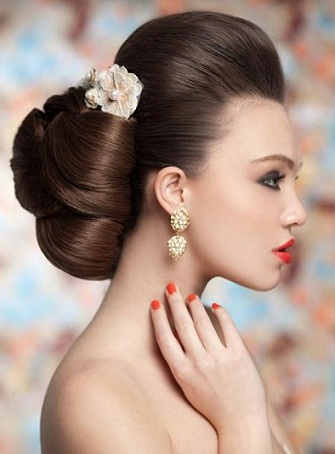 59 Latest And Modern Bridal Hairstyles With Images