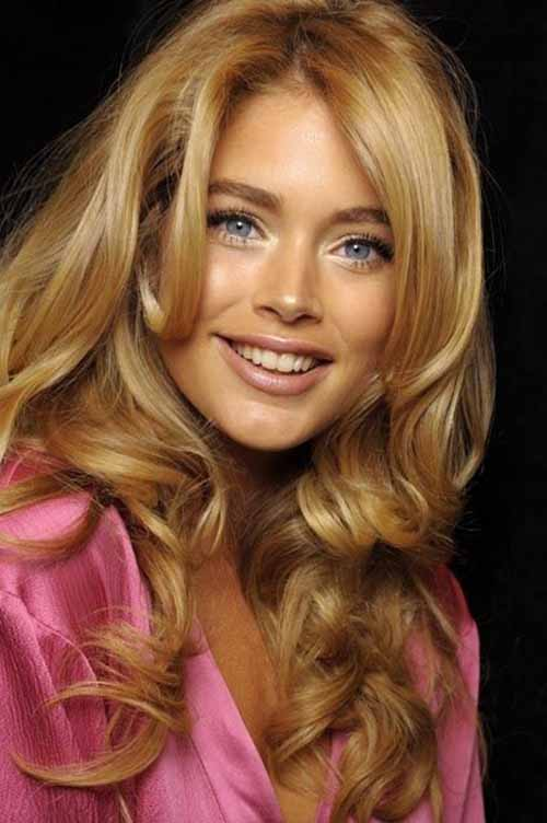 7 Lucky Spring Hair Color Blonde Highlights! Enjoy A Great Spring
