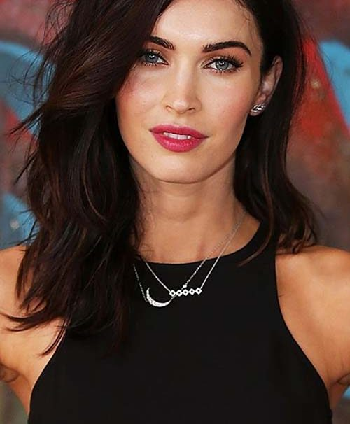 7 Outstanding Megan Fox Hairstyles | Celebrity Hairstyle