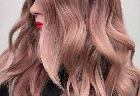 7 Wonderful Spring Hair Color Blonde Rose Gold! Get Unique Hair Color