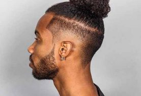 9 Aristocratic Curly Hairstyle for Black Men 2019 – You Must Have a Look!