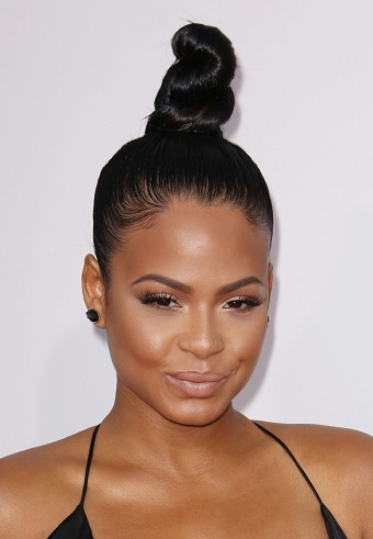 Simple and Elegant Twisted Top Knot