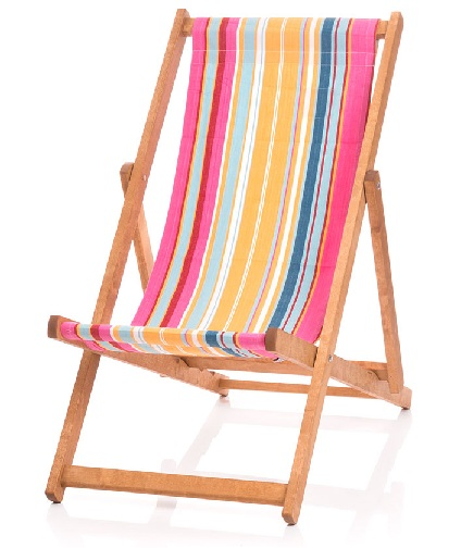Traditional Deck Chair