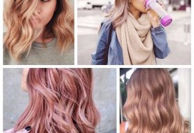 Ombre Combined with an Amazing Hair Color Ideas