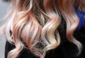 Peach Highlights