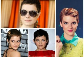 Pixie with Bangs Hairstyles