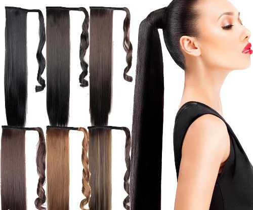 ponytail extensions 2