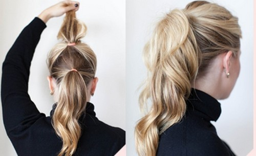 Ponytail extensions 7