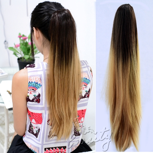 Ponytail extensions 8